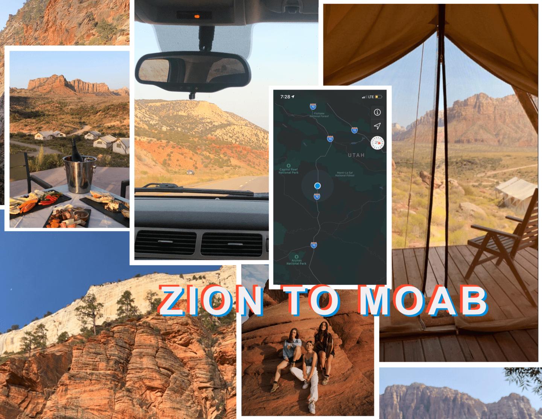WYOMING + UTAH ROAD TRIP ITINERARY :: 10 DAYS national parks  layne fable