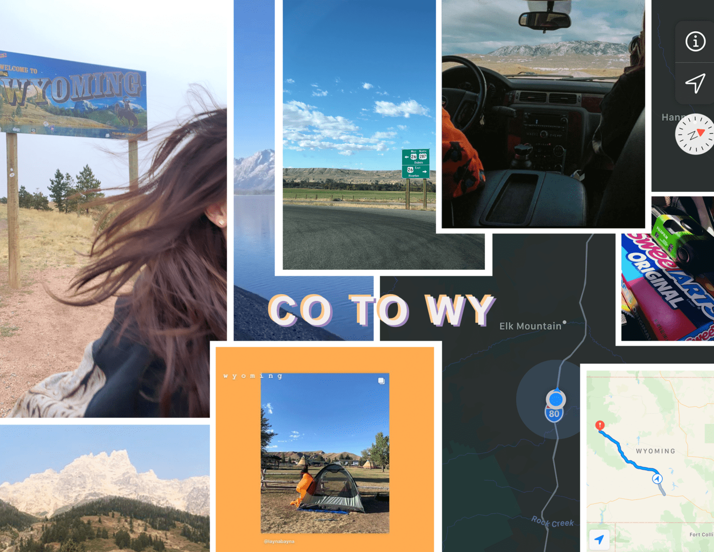 Colorado to Wyoming road trip national parks WYOMING + UTAH ROAD TRIP ITINERARY :: 10 DAYS